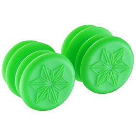 Supacaz Siliconez Handtag grön